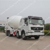 Sinotruk HOWO 8X4 12m3の容積測定の具体的なトラック