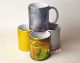 Sublimation Ceramic Cup 11oz Pearl Coating Mugs
