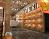 Eyewear/Sunglassの店デザインのための専門の表示据え付け品かショーケースの工場