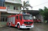 4X2 HOWO Sinotruk Camion de Pompiers de ventes à chaud