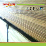 Hartholz-Kern-Okoume lamelliertes Marinefurnierholz für die Herstellung der Yacht