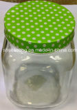 Tampão do metal com impressão/tampa do estanho/tampão de frasco (SS4501)