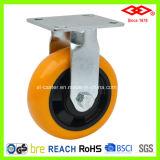 Toutes les tailles de polyuréthane rigide Roulette industrielle Heavy Duty (D740-36FB100X40)