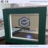 緩和された薄板にされたガラス、安全薄板にされたガラス、6.38mm、7.38mm、8.38mm