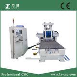 Multi Funktion CNC Bearbeitung-Mitteengraver-Fräser (UAB-410)