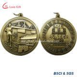 Бронзовые награды металла медаль за честь