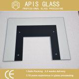 印刷されるか、または転送される台所機器のための6mmのシルクスクリーンの印刷ガラス