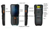 4G Andriod 시스템 이동 전화 바코드 스캐닝 PDA