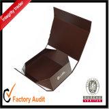 Пользовательский магнитный упаковки закрытие картона подарочная упаковка бумаги, оптовой упаковке
