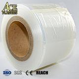 PVC/PEの表面の保護は明確で静的なフィルムアルミニウムプロフィールのためのかステンレス鋼またはWindowsのドアまたは歯科障壁または電子製品またはガラスミラーの絨毯を敷いた床しがみつく