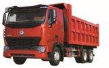 Un camión volquete HOWO7 (ZZ3327N3847P)