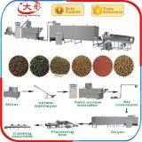 Machine pour aliments pour animaux de compagnie / Ligne de production de nourriture pour poisson flottant