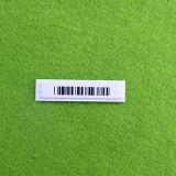 EAS suis collant anti-vol d'étiquette de la garantie 58kHz