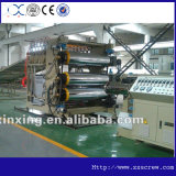 PVC-Blatt-Extruder-Maschine