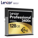Scheda di memoria dello SSD Cfast del professionista 3400X 510MB/S 128GB SATA di Lexar Cfast2.0 per la macchina fotografica ad alta velocità
