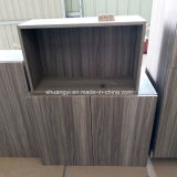Alta qualidade de China todo o gabinete de cozinha de madeira da mobília de madeira dos tipos
