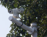 400m ночного видения и 600m день видение лазерная камера безопасности