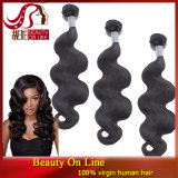 7A Malaysian Body Wave 4bundles Malaysian Virgin Hair Soft Malaysian Hair Extension Menschenhaar Weave Bundles ist &Bleached Dyed