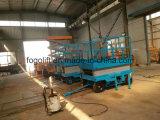 La plataforma móvil Diesel Power Lift