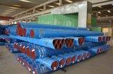 UL/FM ASTM A795 Sch10の赤い塗られた鋼管