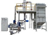 Sistema de moagem para tintas em pó 150kg/H