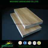 PVC Film Block Board 1220X2440mm Grade de meuble