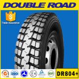 Import-chinesischer LKW ermüdet 900r16 825r20 650r16 700r16 doppelte Straßen-Marken-heller LKW-Reifen-Preisliste