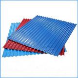 Покрынная сталь поставщика Гуанчжоу настилающ крышу лист
