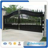 Frontière de sécurité enduite de fer de garantie/fer travaillé galvanisé Fence&#160 de garantie ; Grille