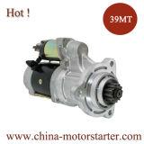 изготовление китайца стартера двигателя дизеля 24V 7.5kw Delco 39mt Cummins
