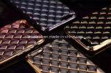 Couleur de luxe d'OEM plaquant la caisse de TPU pour la couverture d'accessoires de téléphone portable du compagnon 8 de Huawei