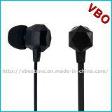 Neuer Flachkabel-Kopfhörer ohne Kopfhörer-Kopfhörer Mic-RoHS