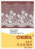 Modo Inelastic Exquisite Lace per Wedding Dress Dl-00002A1