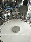 Eyedropの充填機の包装システム