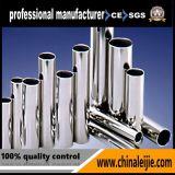 Pasamanos / acero inoxidable ranura tubo de acero inoxidable de tubos con costura