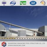 Atelier élevé d'usine de bâti en métal