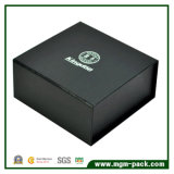 Venta al por mayor de promoción de papel de diseño de perfume caja de regalo