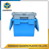 Nestable Logistic Plastic Storage Moving Boxes com alta resistência