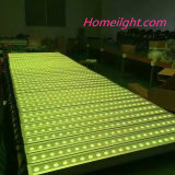 Hight Bright 24 * 3W LED Wall Washer Light com lâmpadas RGB 3in1