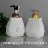 Producto plástico de la botella de la botella del aerosol de la botella de la loción de la limpieza de la mano