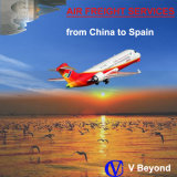 Carga Aérea a España Principales Puertos de China