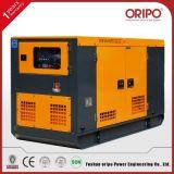 gerador de potência portátil silencioso de 60kVA/50kw Oripo com o um alternador de fio