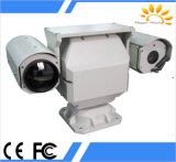 Camera van de Veiligheid PTZ van het Toezicht van de grens de Auto Opgezette Thermische