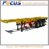 Skeleton/Skeletal Truck Tractor Semi Trailer with BPW/Fuwa Axles