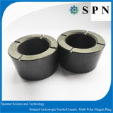 DCモーターのための常置亜鉄酸塩の磁石かCeranucの異方性永久マグネットリング