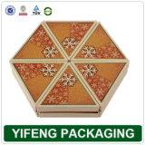 La couleur orange Boîte cadeau pour les bijoux (FJ-235)