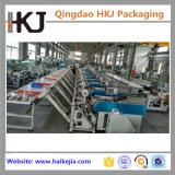 Macchina per l'imballaggio delle merci impacchettante e righe di pesatura & impacchettanti di 8 della tagliatella automatica