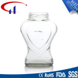 recipiente de alimento de vidro do nível 350ml primeiro (CHJ8079)