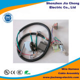 Harnais stéréo de fil de matériel de véhicule personnalisé par usine