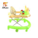 Ходок младенца сбывания изготовления с большими колесами